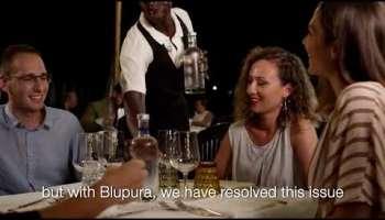 The Antonio restaurant and beach resort goes plastic free