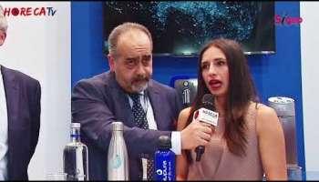 HorecaTV SIGEP 2018 Fabio Russo intervista Luca Costantini e Debora Screpanti di BLUPURA srl