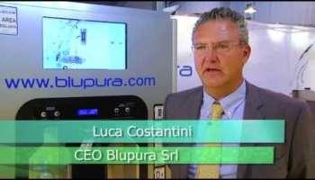 Blupura - Company presentation 2013