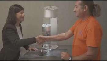 BluTower HOT - Il rubinetto per il tuo ufficio!