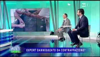 Uno Mattina TV Talk - intervista a Gianni Grottini